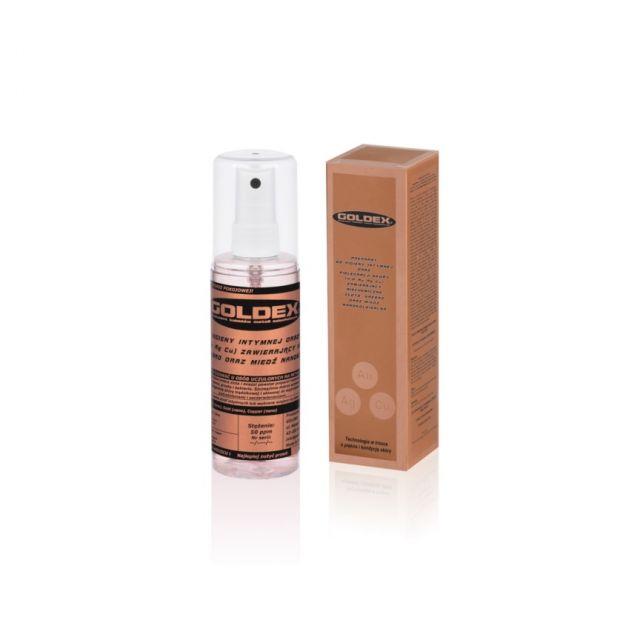 Preparat do higieny intymnej oraz pielęgnacji skóry 140 ml atomizer